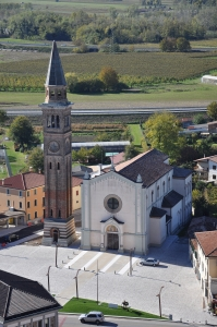 Chiesa di San Silvestro Papa - Cimadolmo