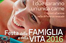Festa della Famiglia e della Vita 2016
