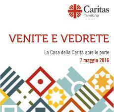 7maggio2016 | Venite e vedrete – Caritas openDAY