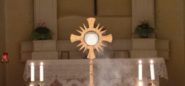 Adorazione Eucaristica a Levada e a Negrisia