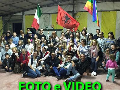 FOTO e VIDEO – Marcia della Pace 2017