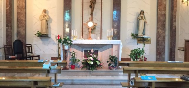 Adorazione Eucaristica ad Ormelle