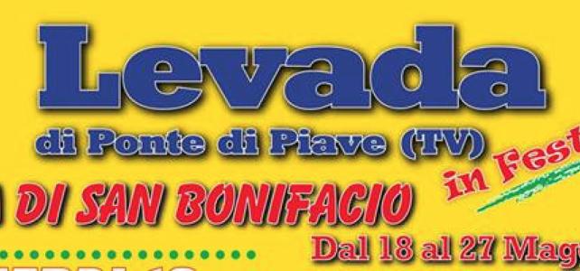 FESTEGGIAMENTI SAN BONIFACIO – LEVADA